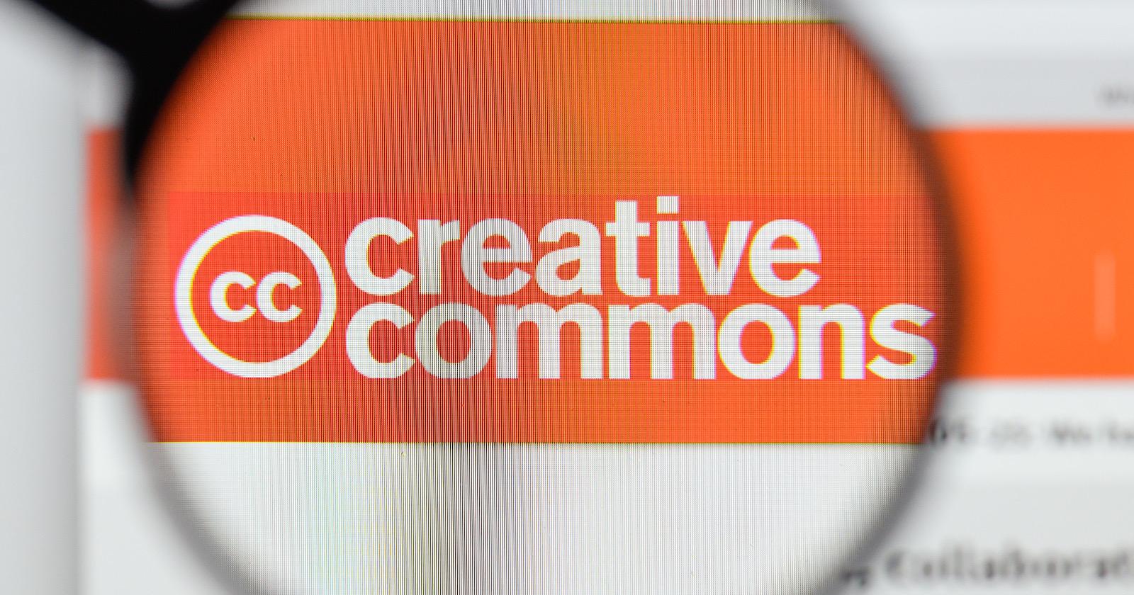 WordPress empêche le moteur de recherche Creative Commons de s'arrêter