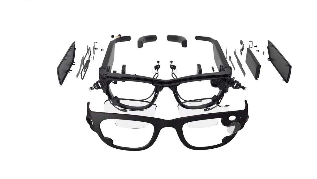 Facebook lance le manuel d'utilisation de ses lunettes connectées