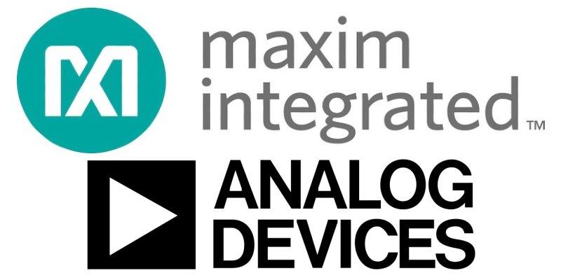 ADI a finalisé l'acquisition de Maxim Integrated