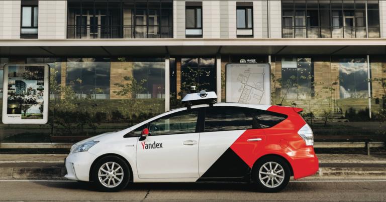 Yandex expérimentera un système de taxi autonome à Moscou