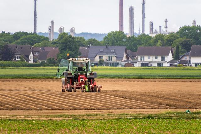 La France est l'un des premiers producteurs agricoles de l'Union européenne